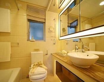 日式公寓衛生間裝修效果圖