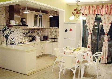 韩式厨房装修图片_韩式厨房装修图片分享