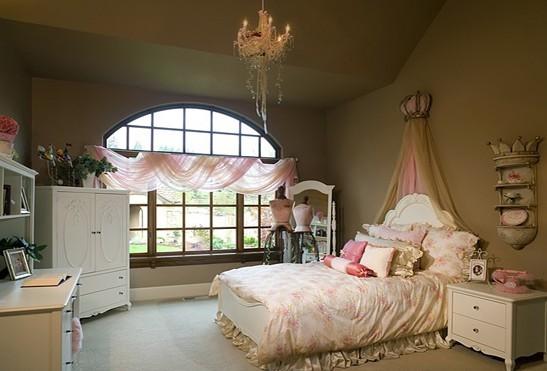欧式风格两室儿童房装修设计