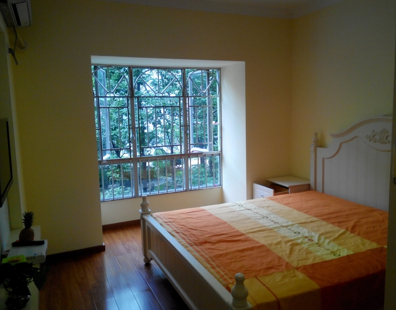 日式两居室卧室装修效果图