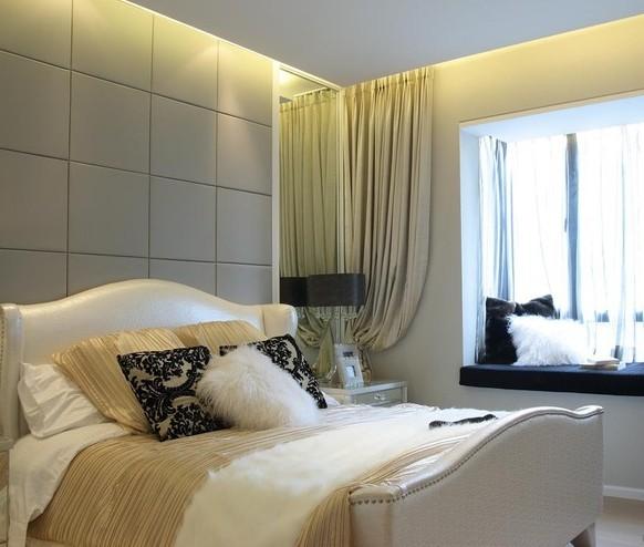 欧式风格小户型客厅装修效果图
