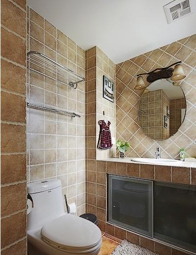 公寓卫生间装修