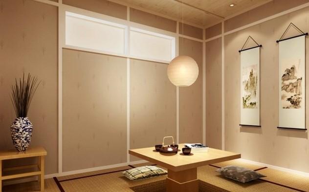 8平米客厅日式装修图片