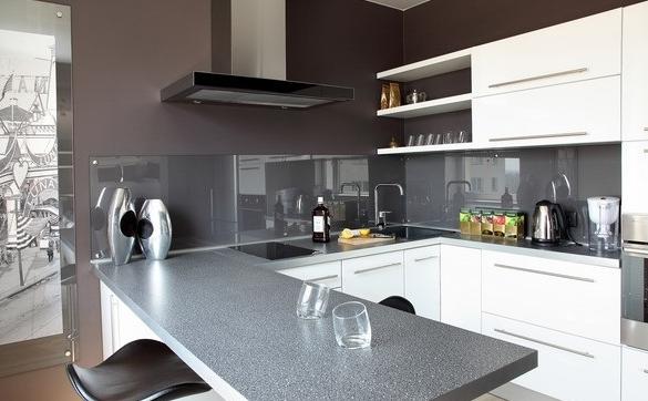 简约一室户型装修厨房橱柜效果图
