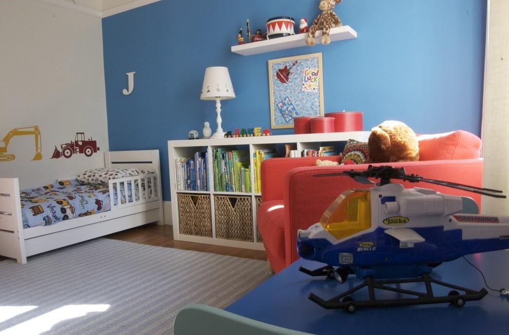 三室儿童房装修设计效果图片