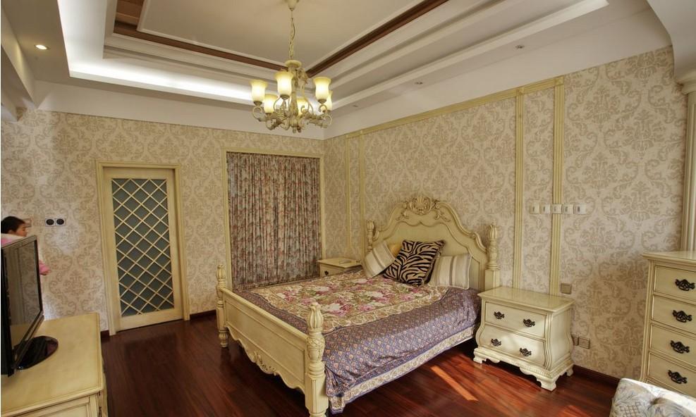 卧室门图片