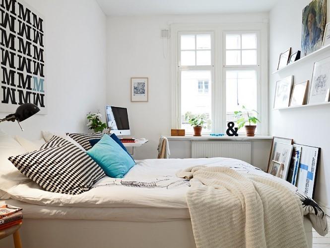 复式楼卧室装修效果图2014效果图