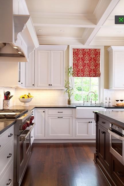 公寓厨房欧式风格家装效果图