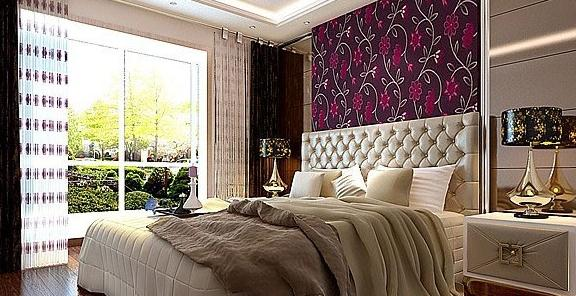 公寓欧式风格卧室装修效果图