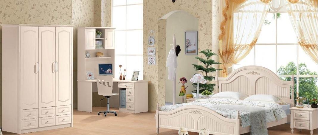 大户型公主式欧式儿童房装修效果图