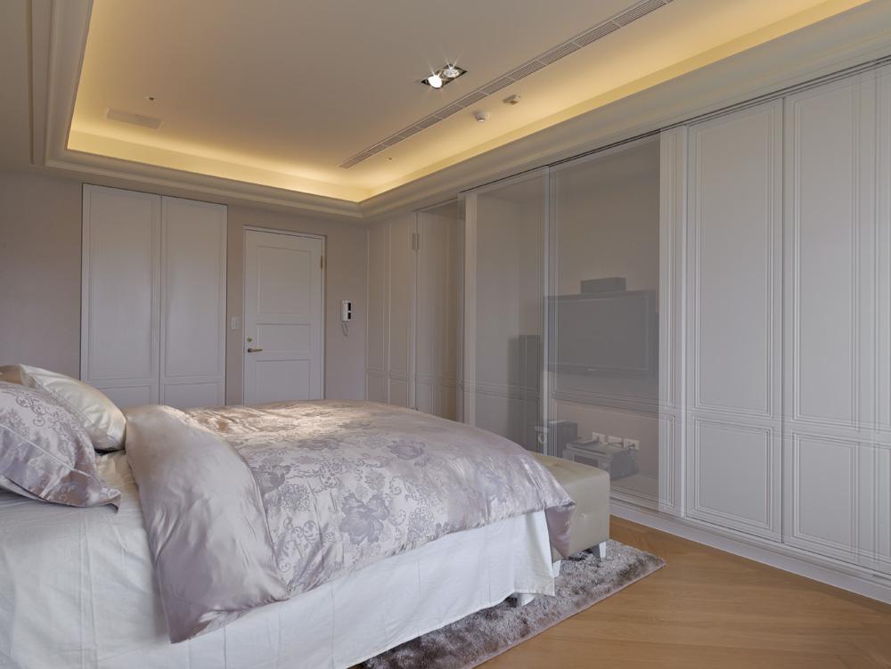 卧室装修效果图大全2014图片_好工长网装修效果图