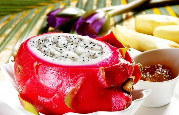 火龙果的功效与作用 火龙果的吃法图片