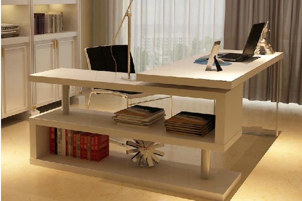 名称:哈比多功能桌   尺寸:890*460*980(mm)   材质:碳钢、刨花板   产品介绍:整体效果是不是很好看了,你是不是也想拥有这样的空间,此款台式电脑桌简便时尚,任何一个角落都可以放下,节约空间,安装简单方便,适合各种各样家居装修风格,出众的创意设计,绝对会点亮你的空间。