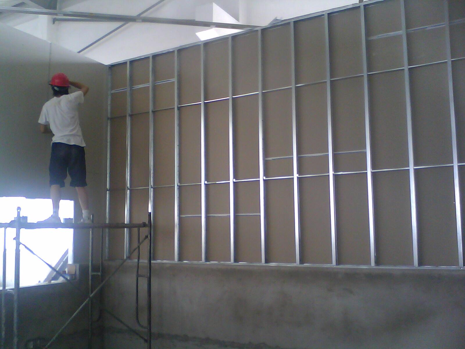 一般轻钢龙骨隔墙的厚度是多少