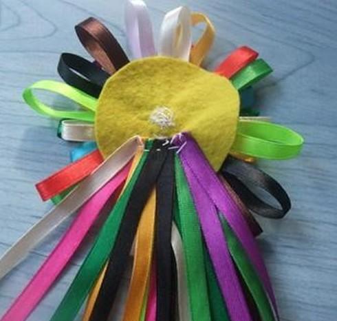 彩带花的折法大全 教你彩带花折法步骤详解