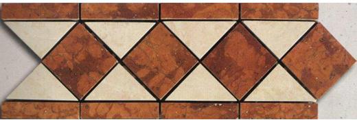 木板或者瓷砖来做踢脚线的材料