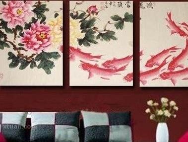 客厅装饰画风水 家庭客厅装饰画禁忌