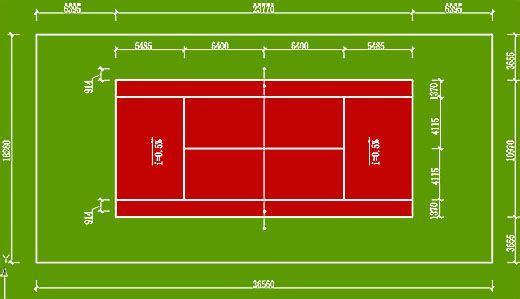 标准篮球场尺寸是多少