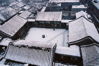 北京四合院从平面布局到内部结构