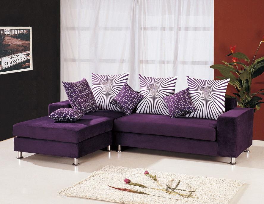 不可拆卸布艺沙发清洁方法