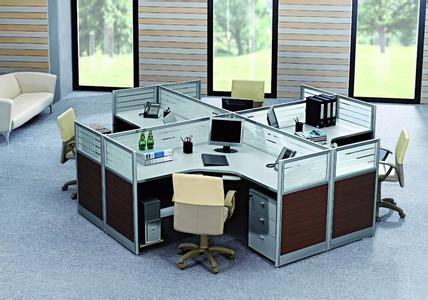 带屏风的办公桌价格 带屏风的办公桌安装步骤及注意事项