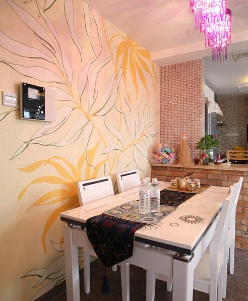 现代单身公寓装修设计案例解析