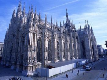 哥特式建筑代表作