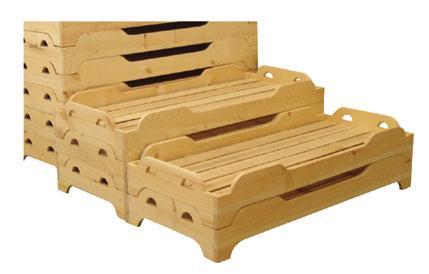 幼儿园儿童床尺寸标准