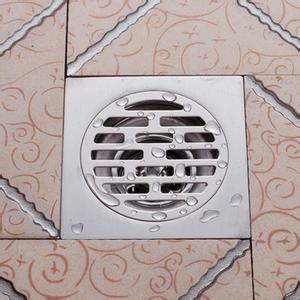 卫生间地漏安装方法