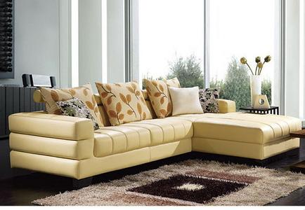 欧式古典沙发实体图