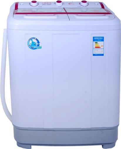 海尔双桶洗衣机排水阀拆卸图解