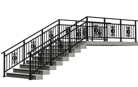铁艺楼梯扶手怎么保养