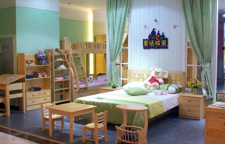 儿童家具再现安全问题