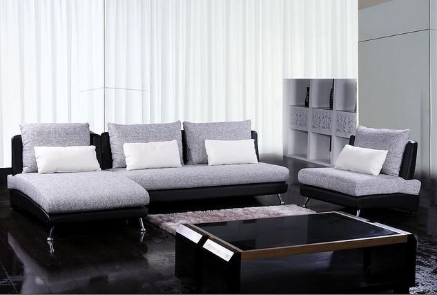 布艺沙发与靠垫颜色搭配技巧