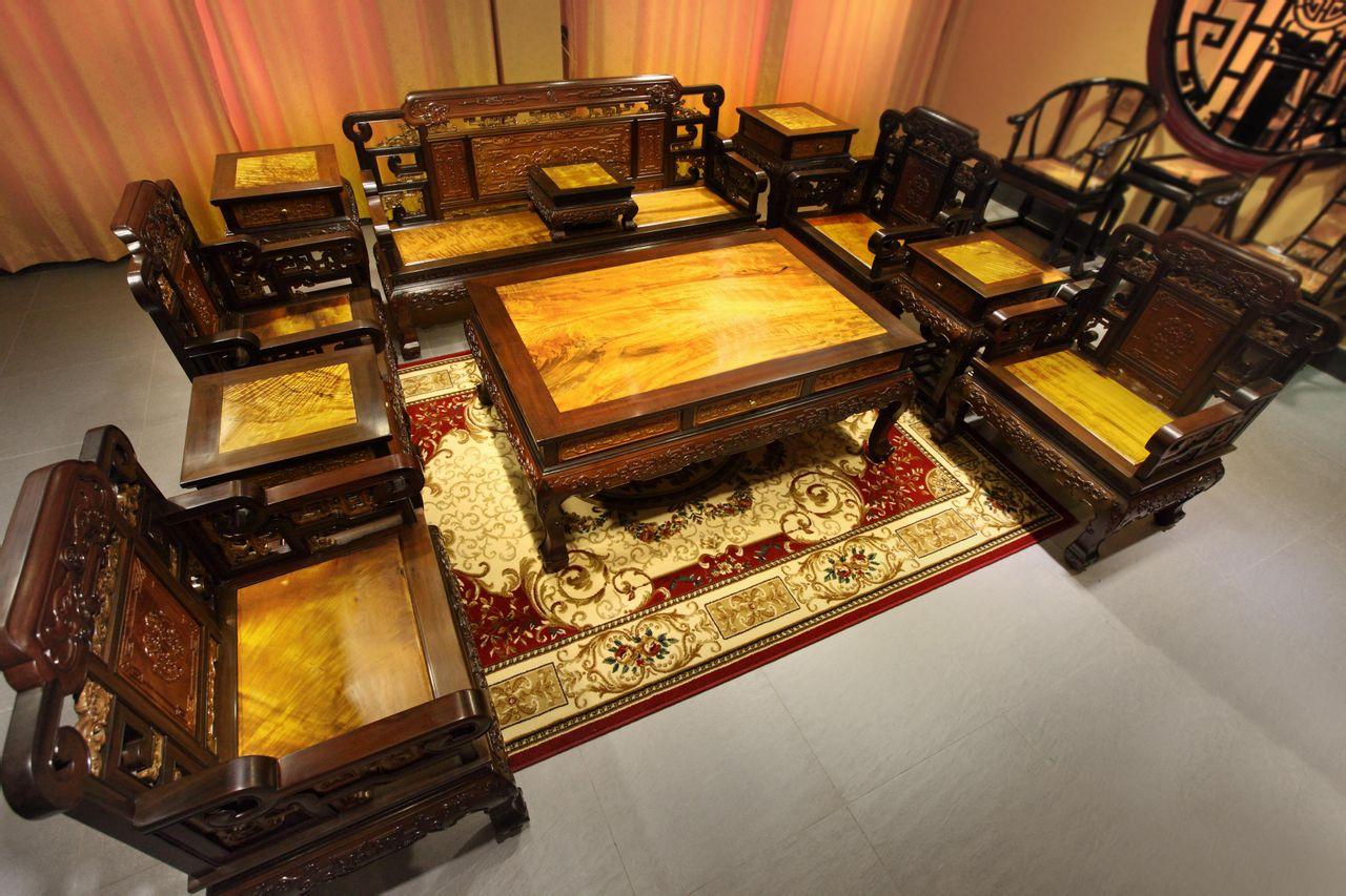 金丝楠木家具的优缺点