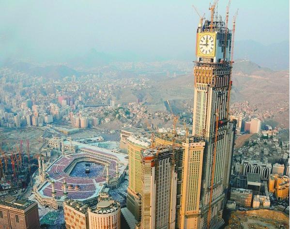 2014世界第一高楼排名
