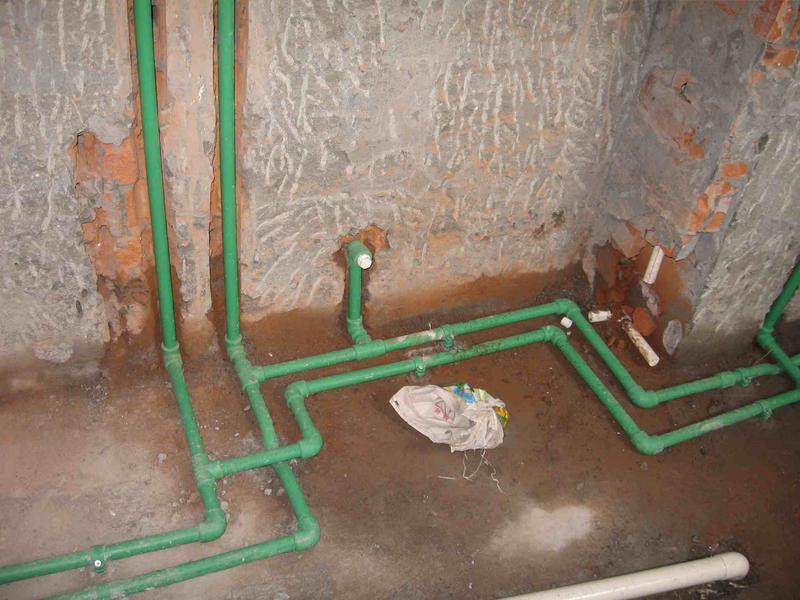 卫生间水管安装注意事项