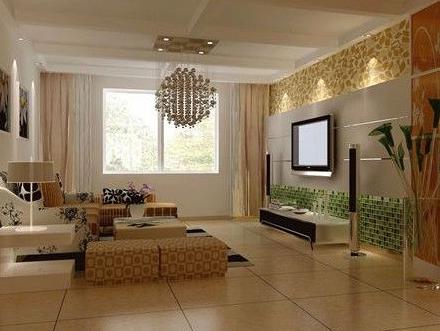 地板砖效果图2017款
