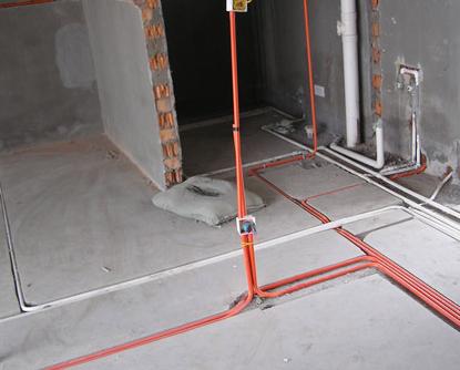 横排马桶连接安装示意图