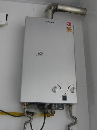 【热水器安装高度】热水器安装高度是多少