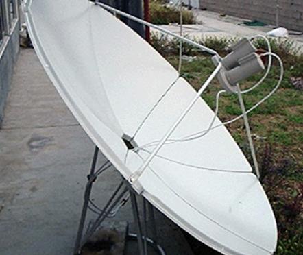 【大锅卫星】大锅卫星电视接收器安装方法