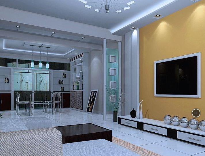 欧式小型卫生间瓷砖装修效果图