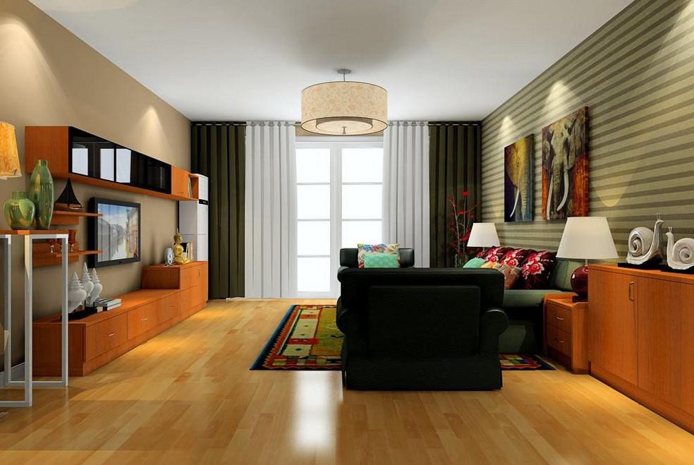 在裝修中,客廳天花板的設計和風水問題不容忽視。因為客廳是最需要好風水庇佑的地方,關系著家庭成員的運勢和健康。那么濟南客廳天花板裝修注意事項有哪些呢?和小編一起來了解一下吧。    一:色調   客廳的天花版,就好比家中的天,而地板則是地。如果天花板的色調過重,就容易讓家人有種頭重腳輕的壓頂之感。另外,天花板顏色過深則不符合天輕地重的原則。所以在設計天花板的時候,就該選擇色調較輕的顏色,例如藍天的淺藍、白云的白色等。而地板倒是可以用相對較重的色調。   二:高度   這里針對天花板過矮的情形來處理,因