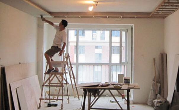 装修房子的步骤详细过程