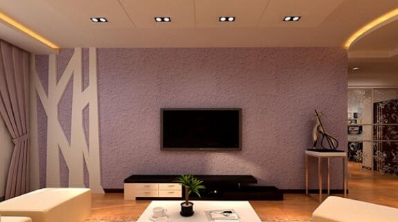 【硅藻泥电视背景墙的缺点】 不易清洁。硅藻泥不像墙面漆一样可以防水。墙壁脏了,不能用湿布擦,一旦擦拭,水和污物直接吸附到硅藻泥的分子结构中去。一般可以用鸡毛掸子扫,但是孩子摸上去的污渍就很难擦了。 吸附灰尘。由于硅藻泥本身结构的特点,可以吸附分解空气中的灰尘等有害物质,长时间不清理会令墙壁变色,使家居环境变得肮脏,所以要及时除尘。 不防水。硅藻泥的吸水性强,容易潮湿的地方就不能使用硅藻泥,比如厨房、卫生间等,所以使用时有局限性。 不够美观。硅藻泥没有其他的墙面漆光滑细腻,手感也粗糙,看起来不如墙面漆美观。