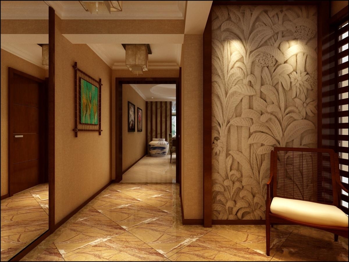 门厅过道装修与风水