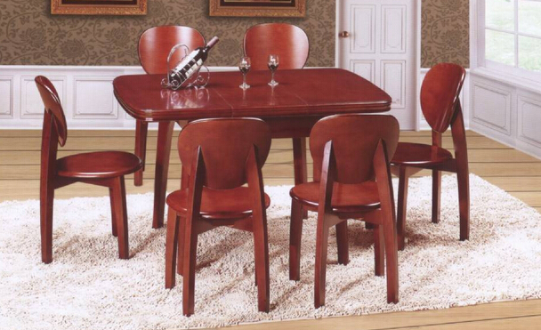 中式餐桌有哪些尺寸