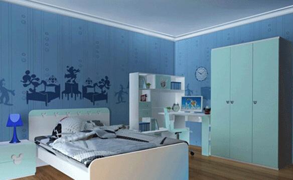 可爱多家具价格:   价格:2723元   上面这款家具主要以白色和淡蓝色为主要的色调,可以在孩子很小的时候培养沉着冷静的风格。在卡通的格调中又不失有一种淡定的气息。该家具的多处的棱角采用的是圆润的设计,在整体上又由一种和谐的感。家具的整体的质量是值得港大消费者的相信的,是采用国内的先进的技术和国外的技术相互的结合,打造出不一样的品牌。
