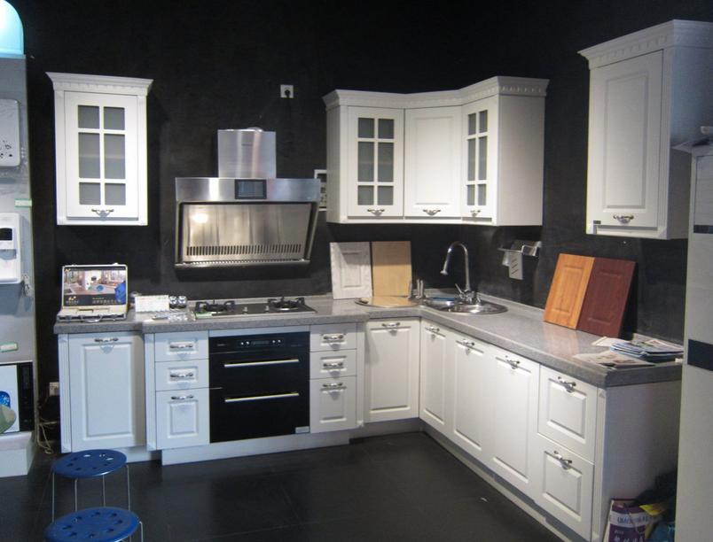 绝对是小户型整体厨房装修